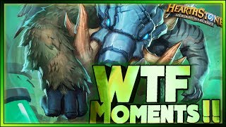 WTF Hearthstone - Daily Funny Rng Moments