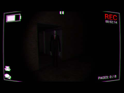 Project: SLENDER - Online игра на Андроид