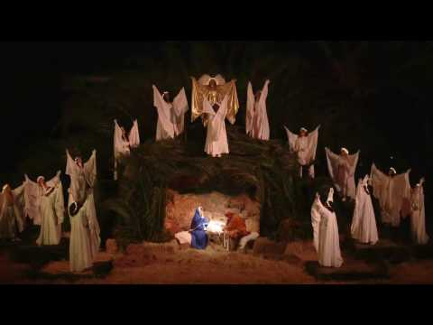 Bethlehem AD 2016: Live Nativity Scene