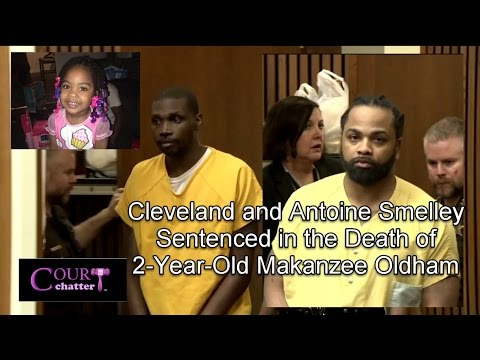 Cleveland and Antoine Smelley Sentencing (FULL VIDEO) 03/30/17