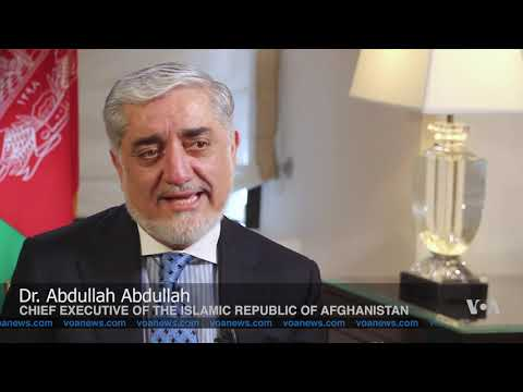 Afghan's Chief Executive Abdullah Abdullah Addresses United Nations