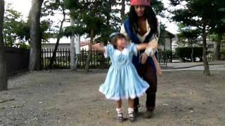 出身地はカリブ海だが、訳あって安曇野に秘密アジトをかまえている海賊...