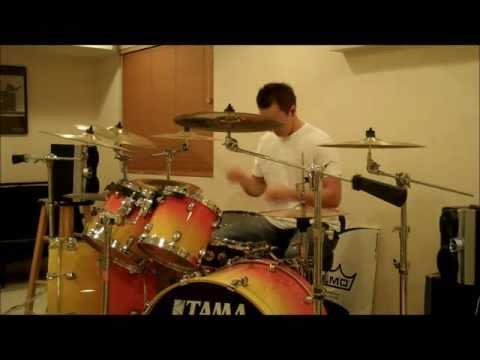Randy Houser - Whistlin Dixie Drum Cover