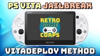 *NEW* PS Vita Permąnent Mod Guide (VitaDeploy)