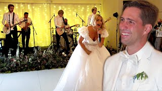 Rydel's Surprise Love Song For Capron (Emotional First Dance)