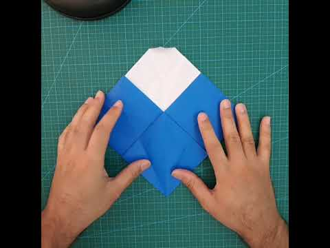 Origami Dragon By Saku