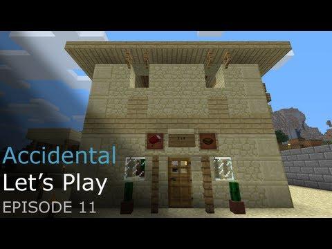 ALP E11 - Stimulating the Economy - Accidental Games Play Minecraft