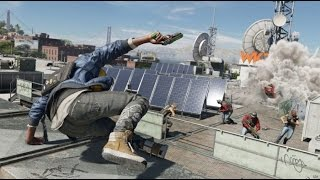 Watch Dogs 2 - 24 Minutes of Free Roam Gameplay (Hacking, Parkour, Driving and more!) PS4