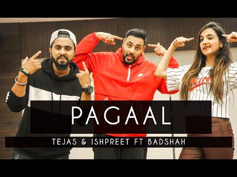 PAAGAL | Badshah | Tejas & Ishpreet | Dancefit Live