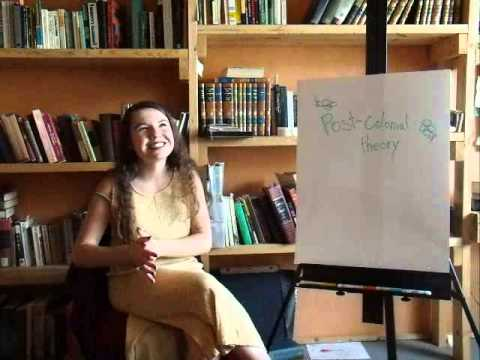 Literary Theory: Post Colonial Theory