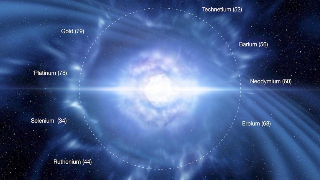 neutron star merger - 1280×720