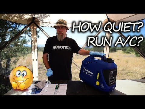 8 Best Camping Generator [With Video Reviews] On The Market Today