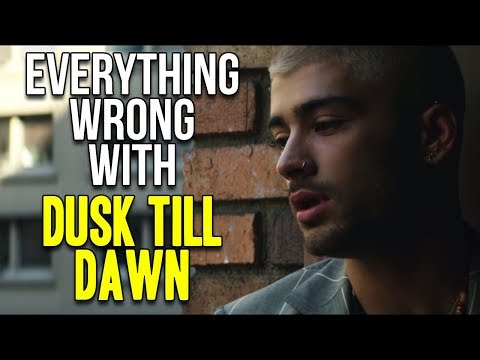 Everything Wrong With ZAYN -