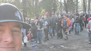 2019 Nevada County Toy Run - The Gift.