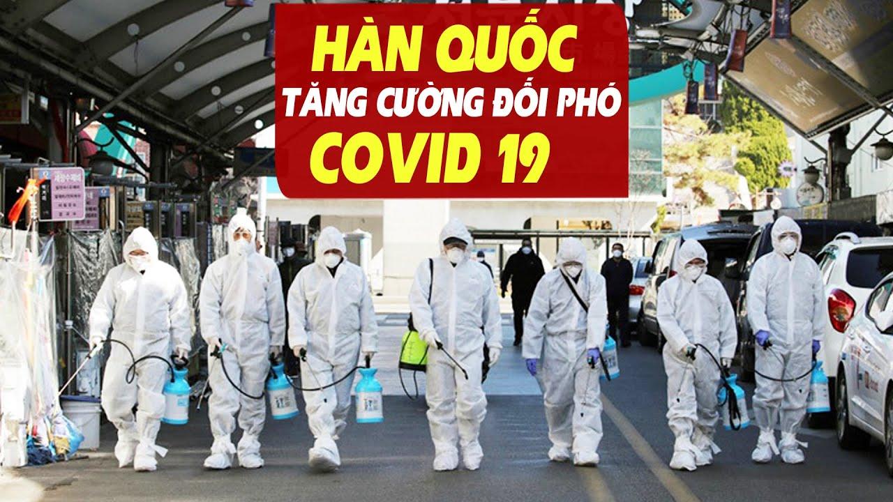 Hàn Quốc tăng cường các biện pháp đối phó dịch bệnh
