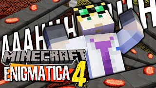 Minecraft Enigmatica 4 - CONVEYOR BELT MADNESS #54 (Minecraft Modded)