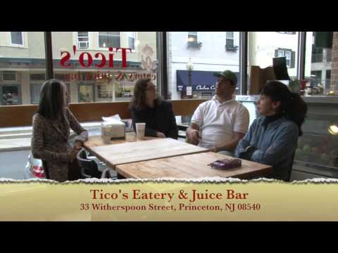 Perdidos en America Interviews Amel De Bernard of Tico's Juice Bar