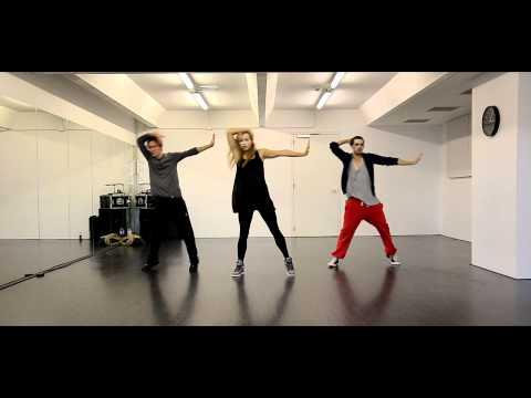 Lady Gaga - Dance in the Dark - Choreography Tutorial (HD)