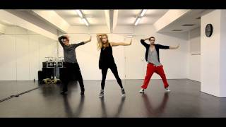 Lady Gaga - Dance in the Dark - Choreography Tutorial (HD)