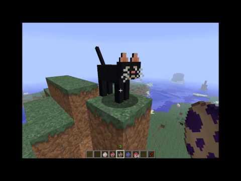 Im Radio ist ein Küken (Minecraft)