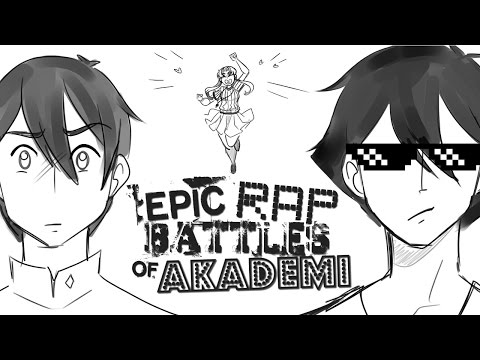 『Yandere Simulator』Epic Rap Battles of Akademi - Budo vs Tar