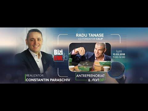 Povestea Calif, primul Kebab Boutique din Romania, invitat Radu Tanase
