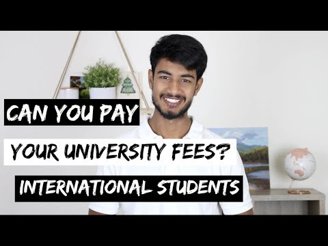 Can International Students Pay Fees in Australia | STUDY IN