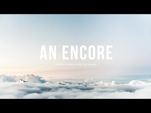 """""""재연 (An Encore)"""" Piano cover 피아노 커버 - SHINee 샤이니"""