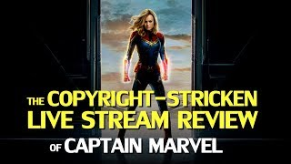 Captain Marvel – The Copyright-stricken LIVE Review (No Spoilers)