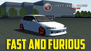 "Street Legal Racing - Redline ""Fast and Furious"""