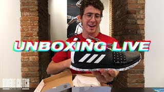 UNBOXING LIVE - adidas Harden Vol. 3, Nike, Under Armour