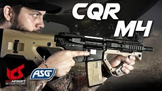 The ASG HERA CQR AEG Sci-Fi Come to Life - RedWolf Airsoft RWTV