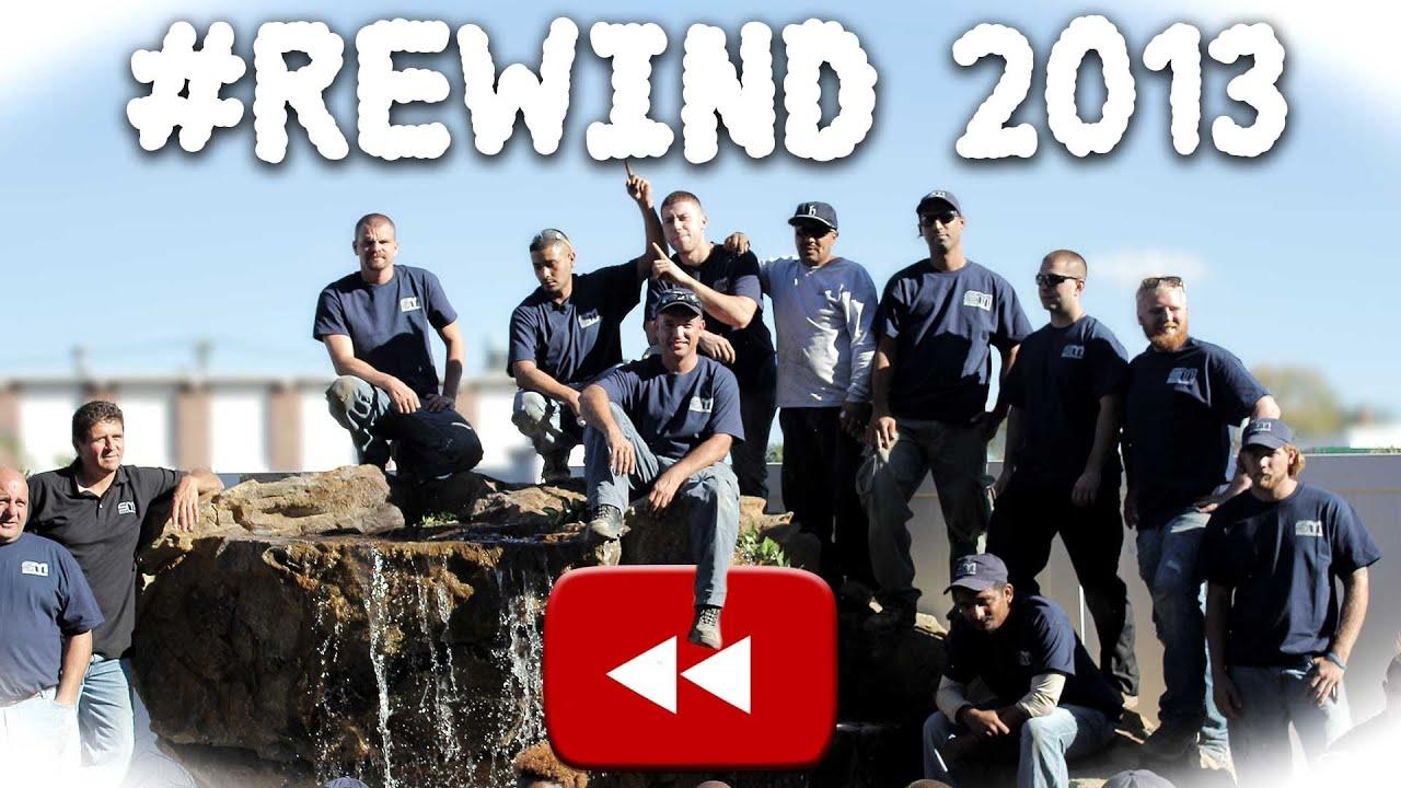 Rewind Backyard Waterfalls Ponds What Does