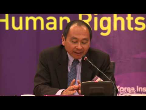 The Fifth Chaillot Forum 2015 Session 1 (May 6, 2015)