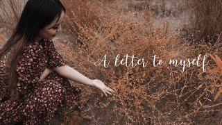 A LETTER TO MYSELF ON MY 25TH BIRTHDAY | HAZEL JOYCE RAYO