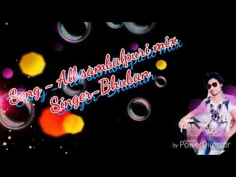All sambalpuri mix |bhuban|SAMBALPURI song 2018|