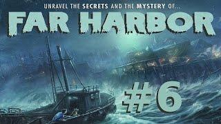 Центр Управления Ядра и Восстановление Памяти, Просто 10 из 10  Fallout 4 Far Harbor 6