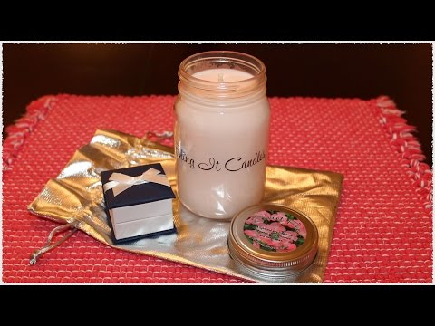 Bling It Candles Review & Reveal - $3,850 Ring Reveal! BIG WIN!