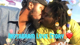 AN INSTAGRAM LOVE STORY | HOW WE MET