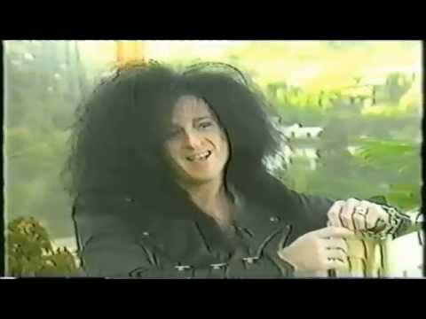 Steve Stevens 'Atomic Playboys Interview - 1989