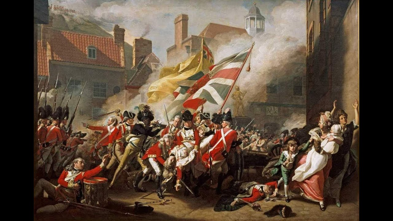 the great loss our patriots suffered from the british forces in 1775 British & american strategies in the revolutionary war when the british suffered devastating casualties at the loss for the british.