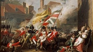 1/2 British battle victories over France:US War of Independence
