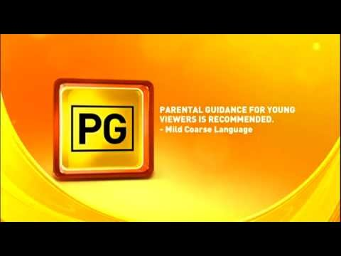 NBN Television - PG Classification Warning - (28.5.2015)