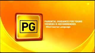 NBN Television - PG Classification Warning - (28.5.2015)