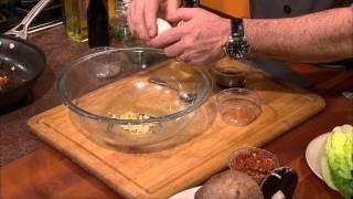 Gluten-free Portabella Mushroom Pizza | Fit To Eat | Mpb