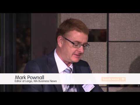 Shaping WA: Business, Property and the Economy, Overview from Mark Pownall