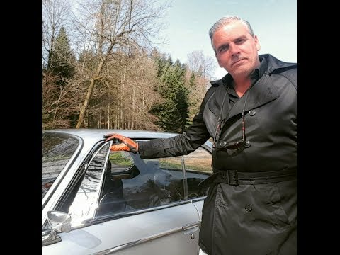 Would James Bond drive the BMW 3.0 CSi if he was German? - Driving With Gloves
