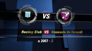 Resumen Racing Club vs Gimnasia de Sdi cat 07