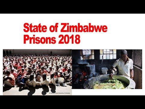 State of Zimbabwe prisons 2018, Touching Footage