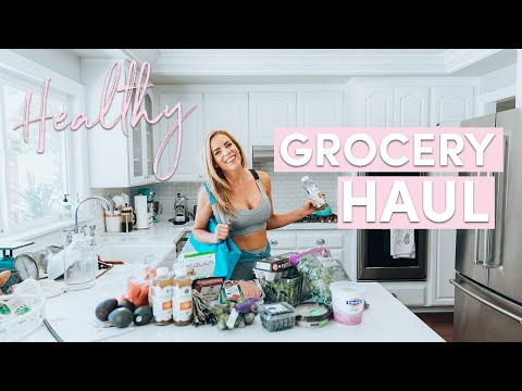 Buying Healthy Groceries for children